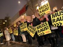 Machtlfinger Straße: Der Real-Markt wird beerdigt