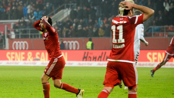FC Ingolstadt 04 - SC Freiburg 1:2