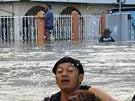 Überschwemmungen in Mexiko (Bild)
