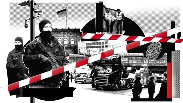 Anschlag auf Berliner Weihnachtsmarkt Anschlag in Berlin