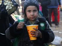 Aleppo-Flüchtling