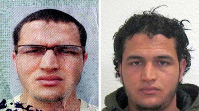 Terroranschlag Berlin - Fahndungsfoto Anis Amri