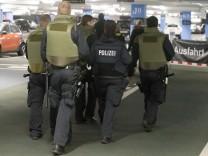 Polizeieinsatz Centro Oberhausen