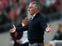 Hannover 96 v Hamburger SV - Bundesliga; Slomka