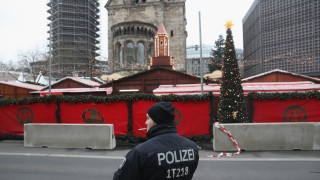 Christmas Market Targeted In Terror Attack Reopens