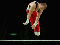 Gymnastics - Artistic - Olympics: Day 11; momente
