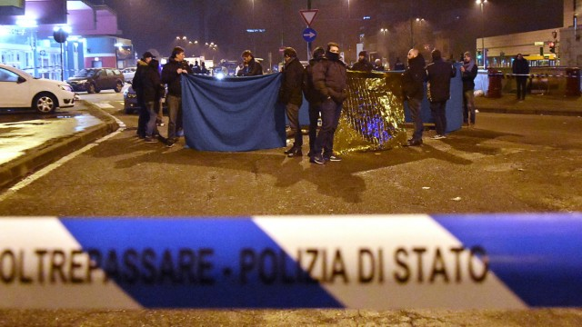 Anschlag auf Berliner Weihnachtsmarkt Berliner Terroranschlag