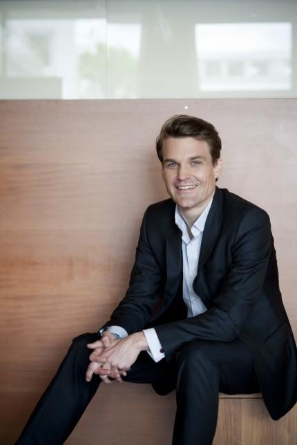 Lowresdatei. Philip Ginthoer, CEO Sony Music Deutschland (PR Material bezogen über Sony Music)