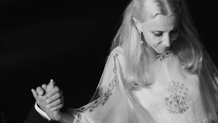 FILE - Vogue Italia Editor In Chief Franca Sozzani Dies At 66