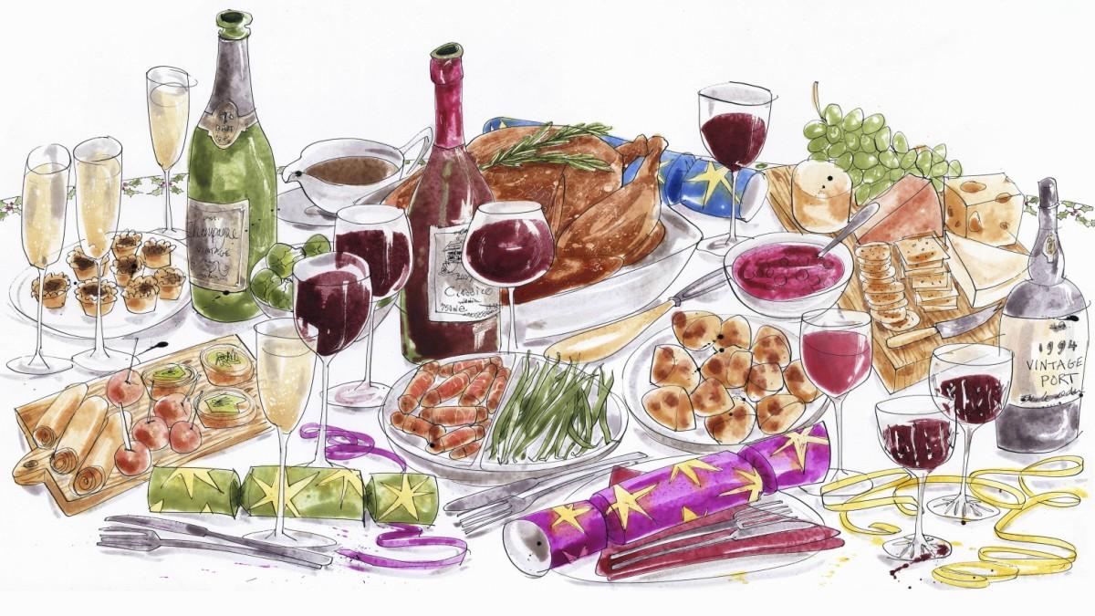 Essay zu Weihnachten: Über das gemeinsame Essen - Gesellschaft ...
