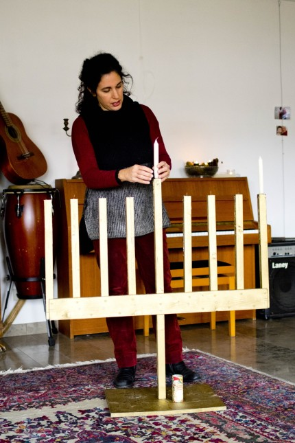 Nirit Sommerfeld -Chanukka