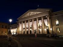 Bayerische Staatsoper in München, 2016
