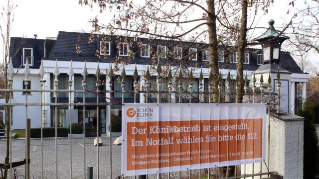 Alle Hinweise auf Schön-Klinik sind entfernt worden; Die Schön-Klinik existiert nicht mehr