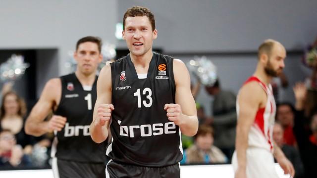 Brose Baskets Bamberg - Olympiakos Piräus