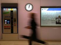 Das neue Zwischengeschoss im Hauptbahnhof in München, 2014