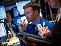 Markets React To Fed Interest Rate Announcement