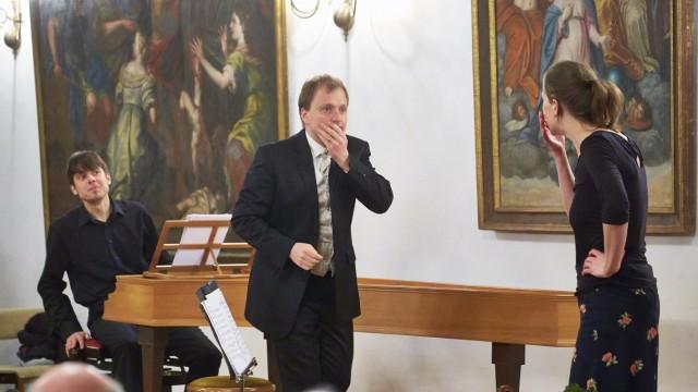 Silvesterkonzert Barocksaal Benediktbeuern