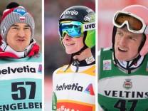 Skispringen Combo Teaser  domen prevc, kamil stoch, severin freund