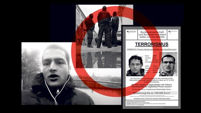 Thema des Tages Terror-Ermittlungen