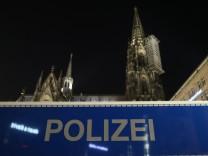 Polizei zu Vorbereitungen für Silvester