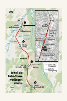 Verkehr Bahn