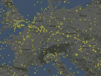 Screenshot flightradar24.com