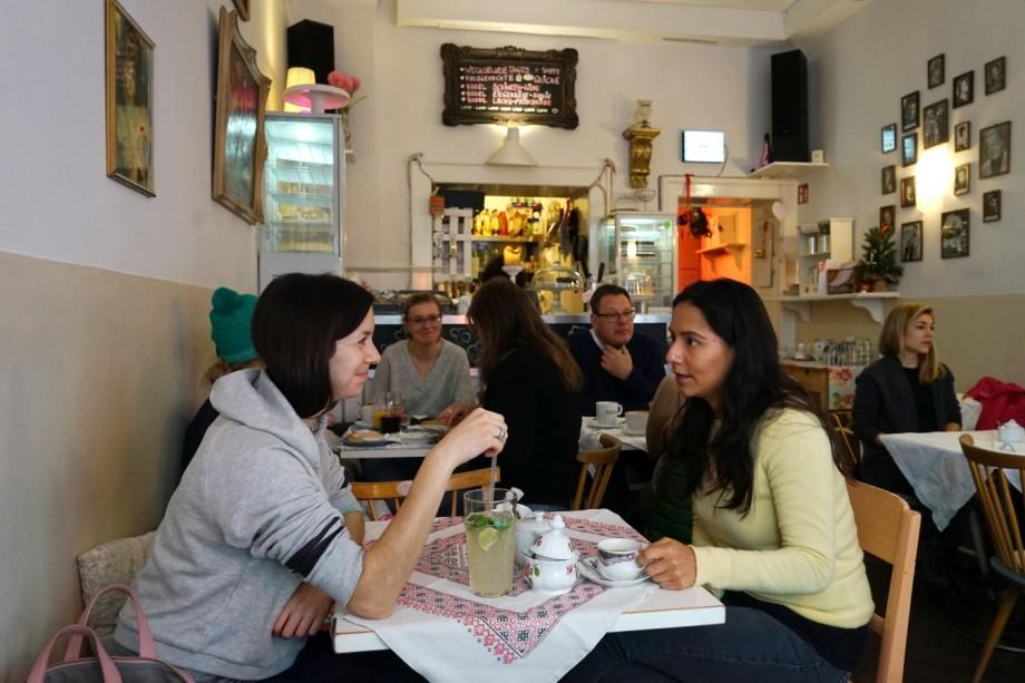Fruhstuck Und Brunch Cafe Fraulein Munchen Suddeutsche De
