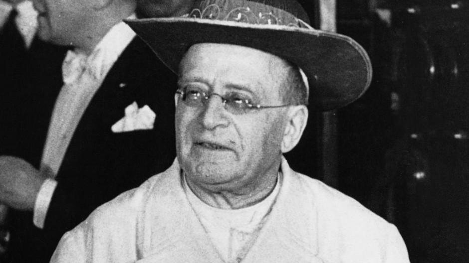 Papst Pius XI., 1933