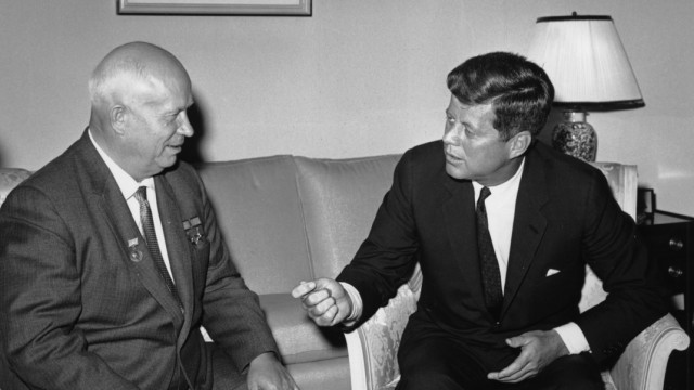 KHRUSHCHEV AND KENNEDY