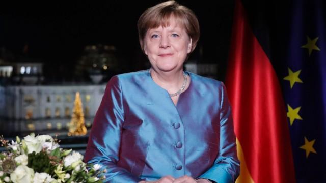 Angela Merkel Dokumentation