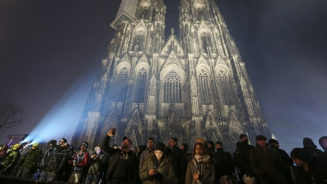 Cologne Celebrates New Year's Eve Under Heightened Security