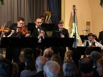 Salonorchester im Klostergasthof