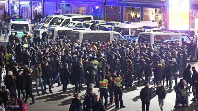 Kölner Polizeieinsatz in der Silvesternacht
