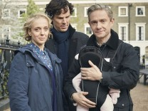 Sherlock BBC The Six Thatchers