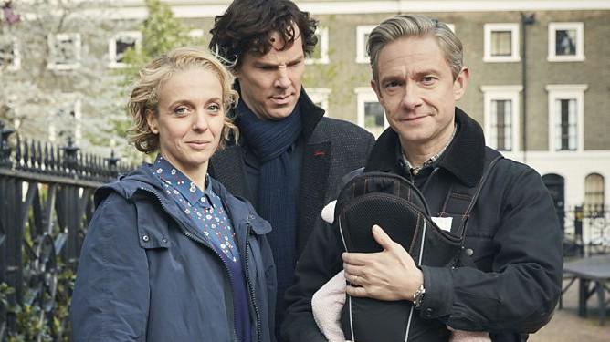 Sherlock BBC The Six Thatchers