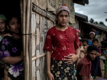 Myanmar's Rohingya Population Struggle On After Mass Exodus