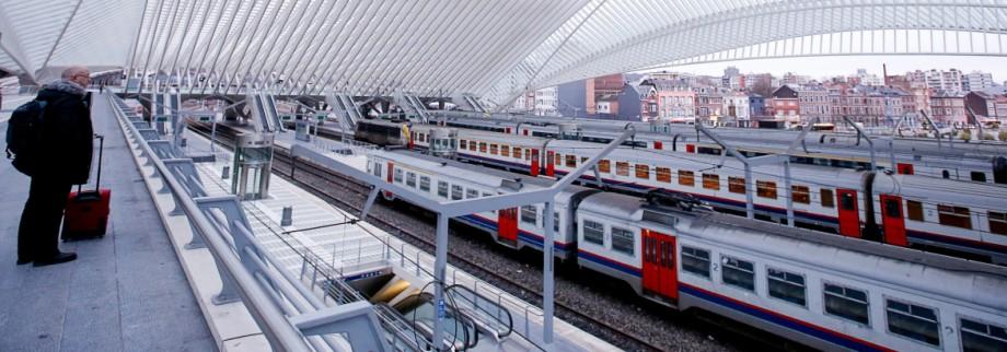 Two-day strike expected to wreak havoc on Belgian railway service