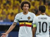 EURO 2016 - Group E Sweden vs Belgium