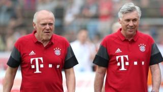 Gerland und Ancelotti
