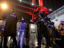 Angriff auf Istanbuler Nachtclub