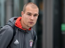 Abflug FC Bayern München