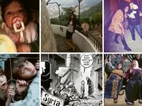 Mehr als nur Krieg: Facebook-Postings aus Syrien.