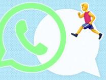 Whatsapp Sportgruppe