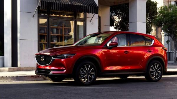 Das bringt das Autojahr 2017: den Mazda CX-5
