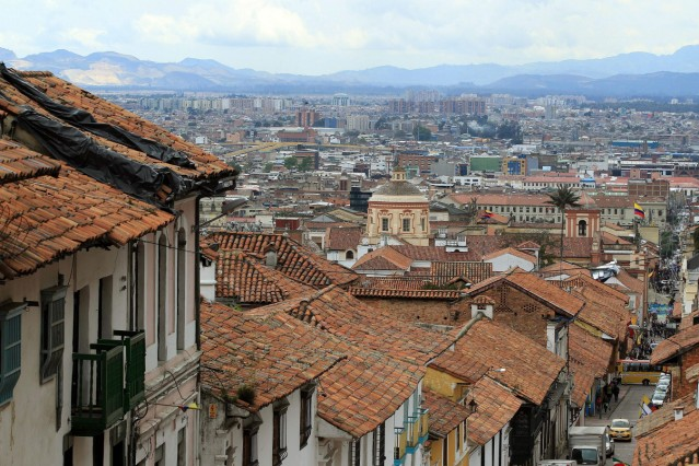 Bogota's 477th anniversary of its founding