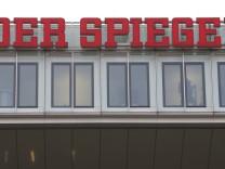 Das Nachrichtenmagazin 'Der Spiegel' wird 70