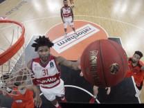 Augustine Rubit ratiopharm ulm Devin Booker FC Bayern Muenchen Basketball ratiopharm ulm vs