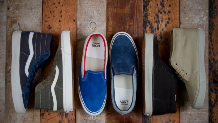 50 Jahre Vans Wie Vans zum Sneaker Klassiker wurden Stil