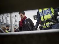 Grenzkontrollen in Schweden