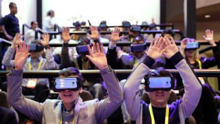 Technikmesse CES 2017